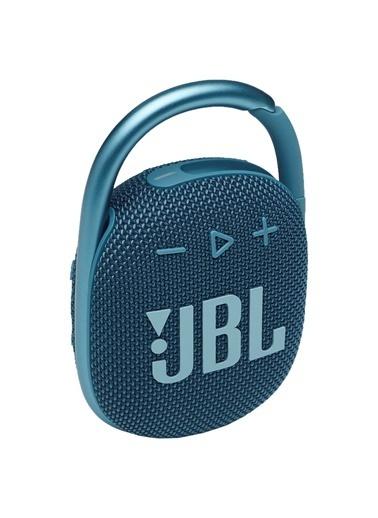 JBL JBL Clip 4 Mavi Taşınabilir Bluetooth Hoparlör Renkli